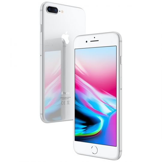 Смартфон Apple iPhone 8 Plus 256GB Silver A1897 (Серебристый)