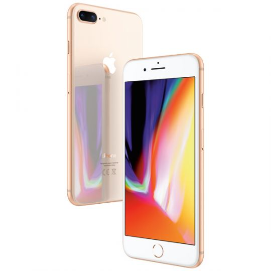 Смартфон Apple iPhone 8 Plus 256GB Gold A1897 (Золотой)