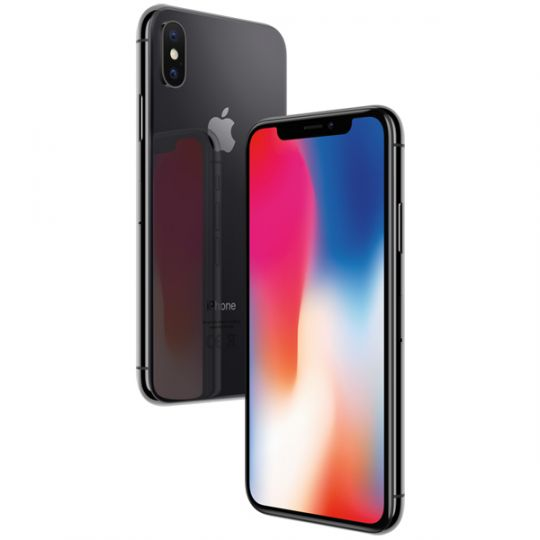 Смартфон Apple iPhone X 256GB Space Gray A1901 (Серый космос)