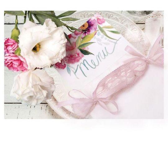 Бонбоньерки розовые