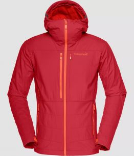 Norrona Lofoten Powershield Pro Alpha Jacket - Men's JESTER RED