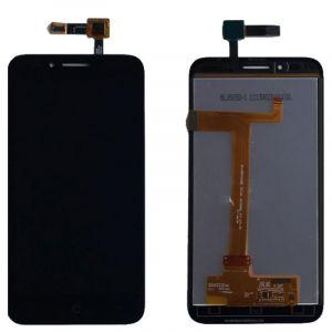 LCD (Дисплей) Alcatel 7048X OneTouch Go Play (в сборе с тачскрином) (black) Оригинал