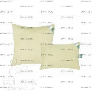 Подушка Goldtex Collection, ALOE VERA Лебяжий пух (Мебелев), арт.2041