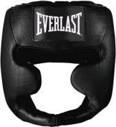 Шлем боксерский Everlast Martial Arts PU Fullface 7420LXLU