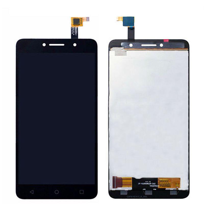 LCD (Дисплей) Alcatel 8050D Pixi 4(6) (в сборе с тачскрином) (black) Оригинал