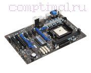 Мат.плата FM1 (чипсет AMD Hudson D3 , ATX, 2 слота DDR3 ) — MSI A75A-G35