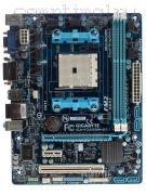 Мат.плата FM2/FM2+ (чипсет AMD A55, MicroATX, 2 слота DDR3) — Gygabyte GA-F2A55M-DS2
