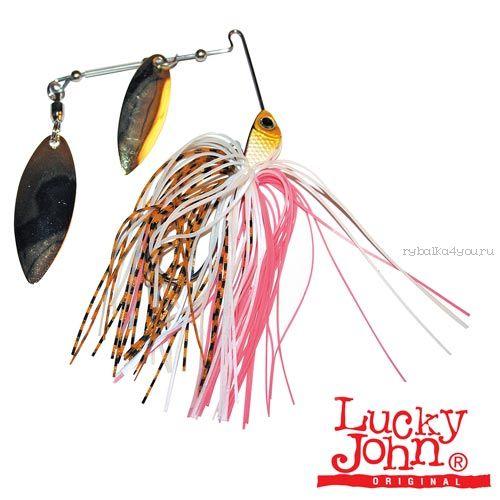 Спинербейт Lucky John Vibra Flex 10г. (6085-002)