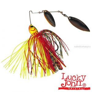Спинербейт Lucky John Painted Blade 14г. (6086-005)