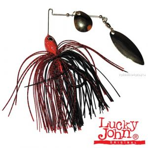 Спинербейт Lucky John Red Vampir 21г. (6083-021)