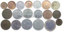 Набор монет Болгарии (19 монет)