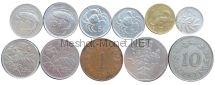 Набор монет Мальты (11 монет)