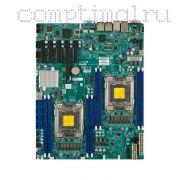 Материнская плата Dual-Lga2011 (чипсет C602, eATX, 8 слота DDR3, поддержка ECC) —Supermicro X9DRD-iF