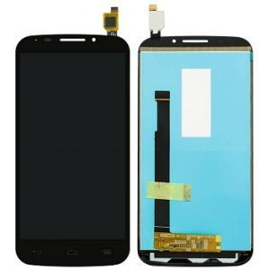 LCD (Дисплей) Alcatel 7045Y Pop S7 (в сборе с тачскрином) (black) Оригинал