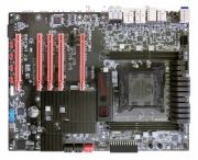 Материнская плата Lga2011 (чипсет X79, ATX, 4 слота DDR3, разгон) — EVGA X79 Classified