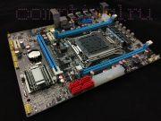 Материнская плата Lga2011 (чипсет X79, ATX, USB2.0/3.0, 2 слота DDR3, ECC+, PCI-E x16 *1, PCI-E x1 *2) - Huanan  X79 E5 Ver. 3.3A