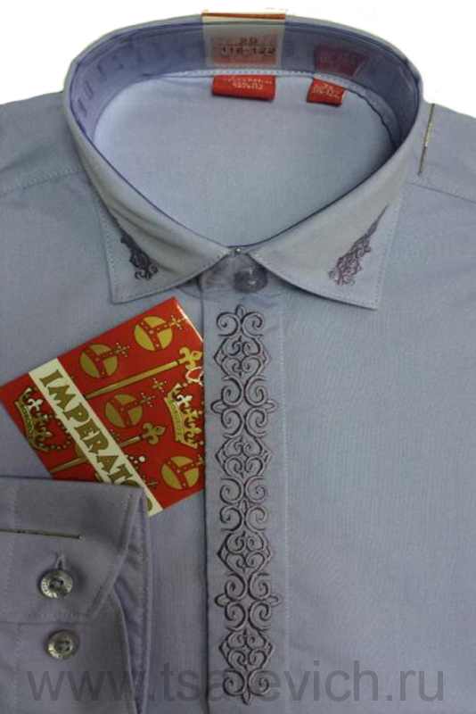 Детская рубашка дошкольная,   оптом 10 шт., артикул: Lily/19lt