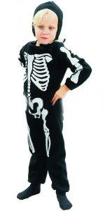 Костюм-скелет для мальчика