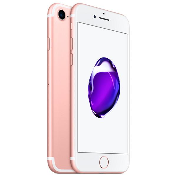 Смартфон Apple iPhone 7 128GB Rose Gold A1778 (Розовое Золото)