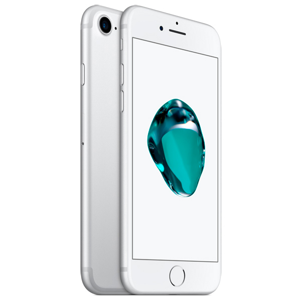 Смартфон Apple iPhone 7 128GB White A1778 (Серебристый)