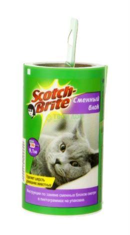 Сменный блок д/универсального ролика 3М Scotch-Brite (Скотч Брайт)