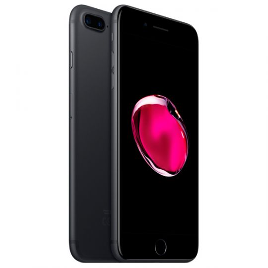 Смартфон Apple iPhone 7 Plus 128Gb Black A1784 (Черный)
