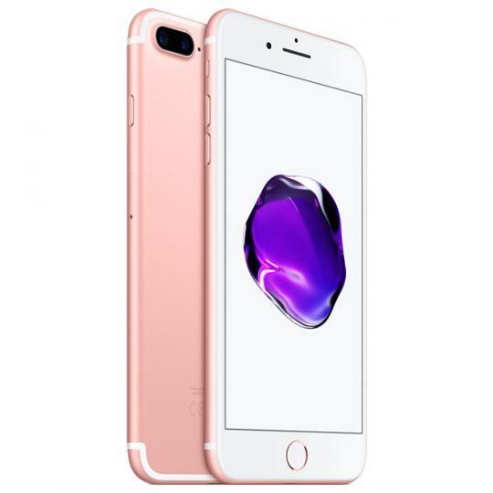 Смартфон Apple iPhone 7 Plus 128Gb Rose Gold A1784 (Розовое Золото)