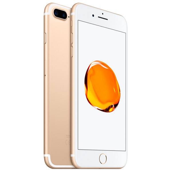 Смартфон Apple iPhone 7 Plus 256Gb Gold A1784 (Золотой)