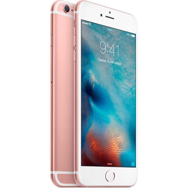 Apple iPhone 6s 16 Gb Rose Gold A1688