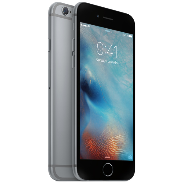 Apple iPhone 6s 128 Gb Space Grey A1688