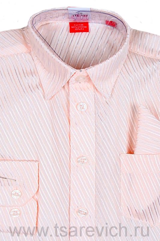 Детская рубашка дошкольная,   оптом 10 шт., артикул: Cream