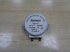 СВЧ_Мотор тарелки SM-16T Galanz 21V 3W 5/6rpm