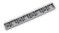 Грузик самоклеящийся свинцовый на ленте SAINT-GOBAIN 15 мм (50 шт.)