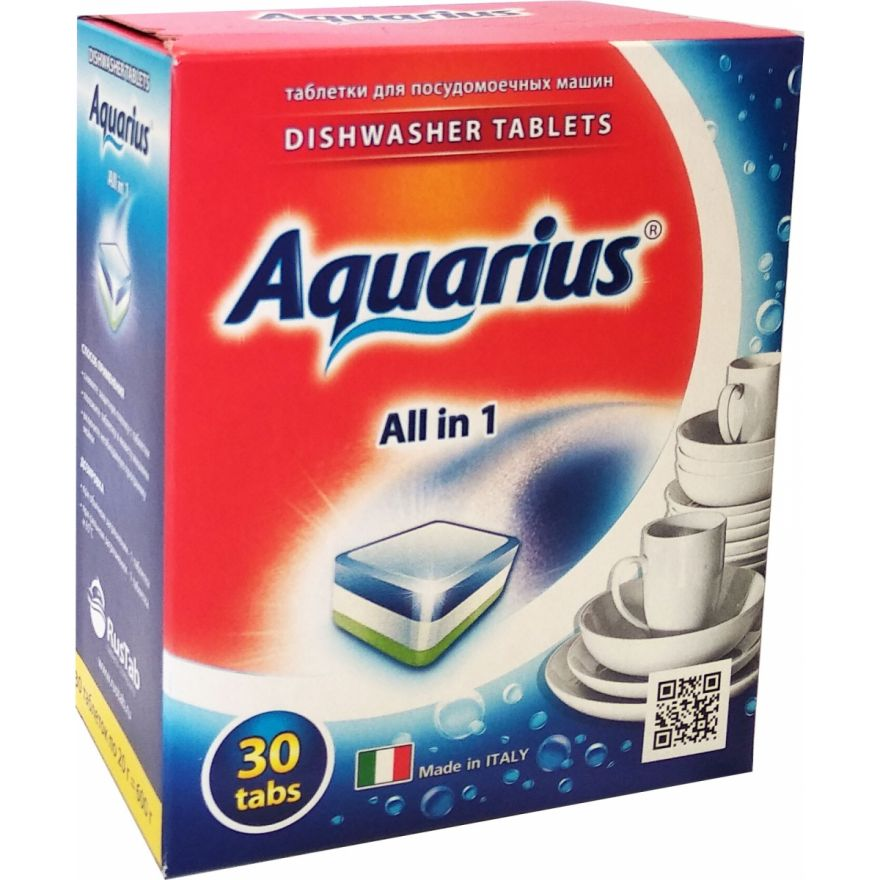 Таблетки для ПММ  LOTTA Aquarius (Лотта Аквариус) 30 таб