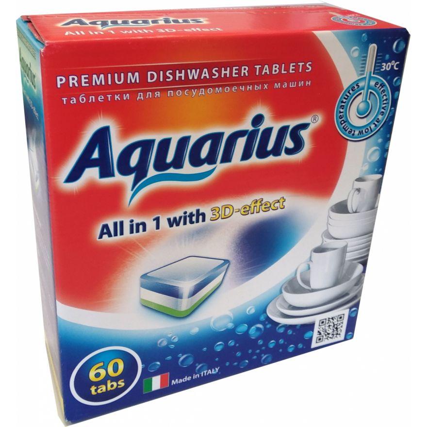 Таблетки для ПММ  LOTTA Aquarius (Лотта Аквариус) 60 таб
