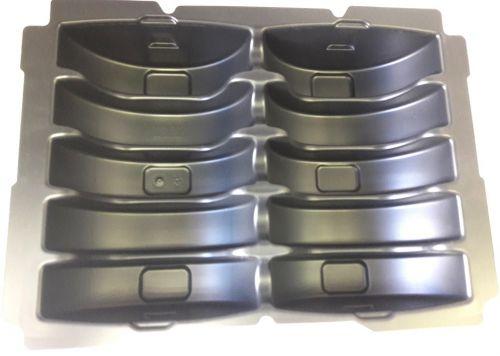 Вкладыш в кейс для хранения абразивных дисков 150 мм (Mirka и Festool)