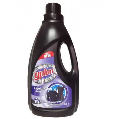 Жидкое средство для стирки тёмного и чёрного белья Yplon (Уплон) 1500 мл
