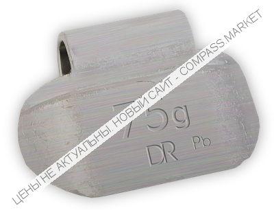 Грузик балансировочный для грузовых машин 75 г (20 шт.)