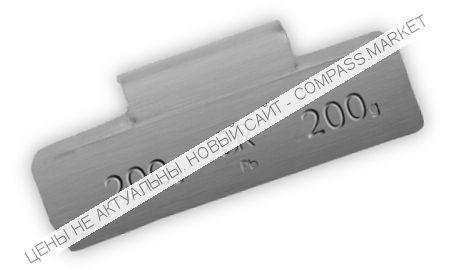 Грузик балансировочный для грузовых машин 200 г (10 шт.)