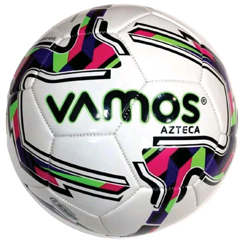 Мяч футбольный VAMOS AZTECA №5 BV 3020-AMI