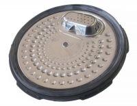 Крышка-рефлектор в сборе с клапаном мультиварки MOULINEX COOK4ME, COOKEO. Артикул SS-993435