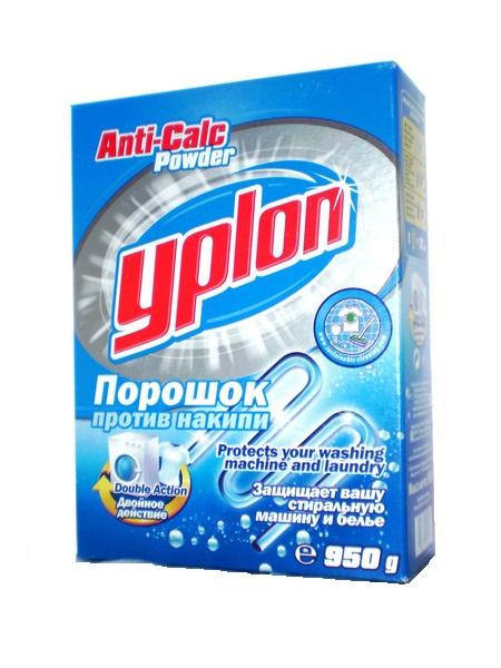 Порошок против накипи для стиральных машин Yplon (Уплон) 950 гр