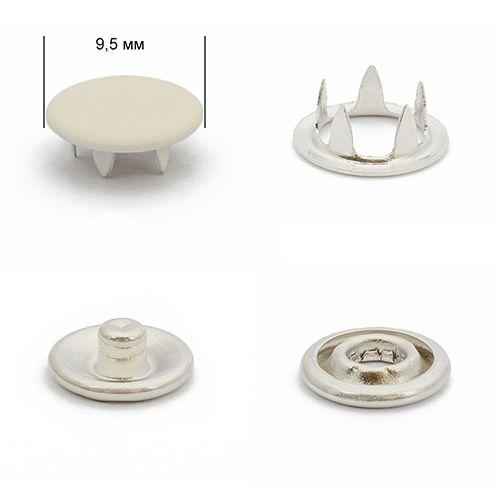 Кнопка трикотажная 9,5мм №306 (закрытая) нерж эмаль Упаковка-1440шт