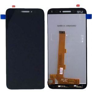 LCD (Дисплей) Alcatel 5080X Shine Lite (в сборе с тачскрином) (black) Оригинал