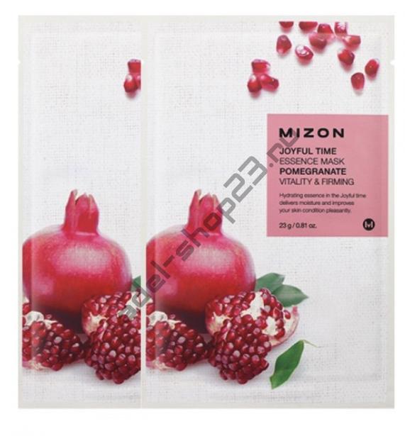 "MIZON  - Тканевая маска ""Pomegranate"" Joyful Time Essence Mask"