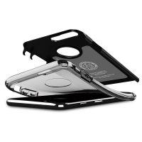 Чехол Spigen Hybrid Armor для iPhone 8 Plus черный
