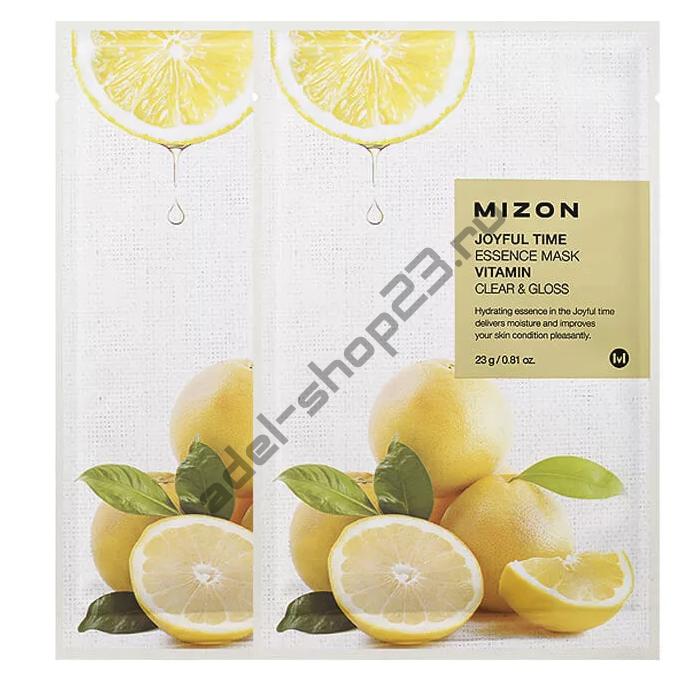 "MIZON  - Тканевая маска ""Vitamin"" Joyful Time Essence Mask"