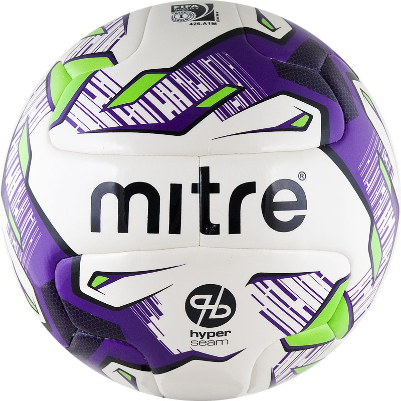 Мяч футбольный MITRE MANTO V12S №5 BB 1071WPF