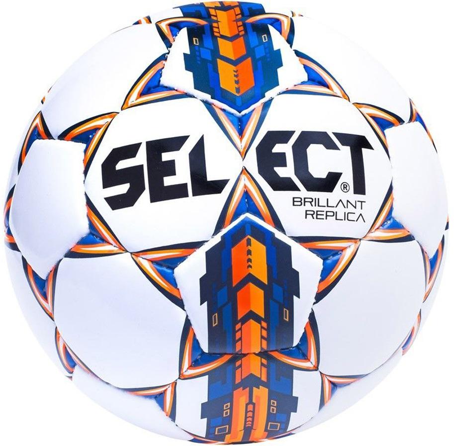 Мяч футбольный SELECT BRILLANT REPLICA №5 2015 811608