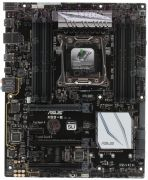 Мат.плата Lga2011-v3 (чипсет X99, ATX, 8 слотов DDR4, разгон) - ASUS X99-E